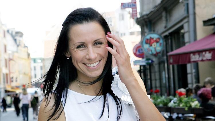 Vienmēr ģērbtuvēs lika tikai latviešu dziesmas: Gunta Baško svin