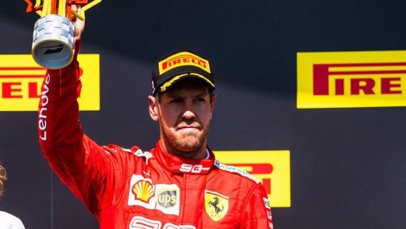 """""""Ferrari"""" pārsūdzēs sodu, Fetels nosauc tiesnešus par akliem"""