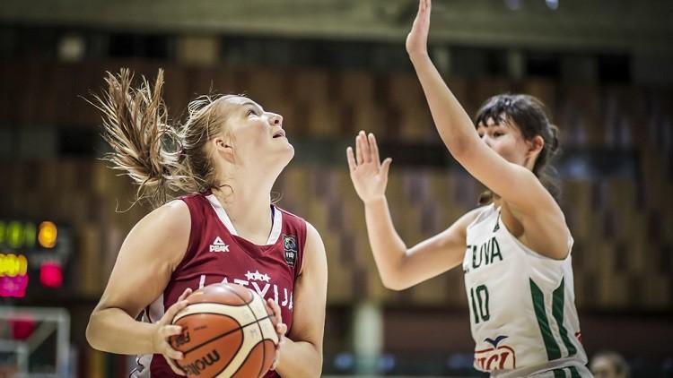 Melderei 24 punkti otrajā puslaikā, Latvija atspēlē divciparu starpību pret Lietuvu
