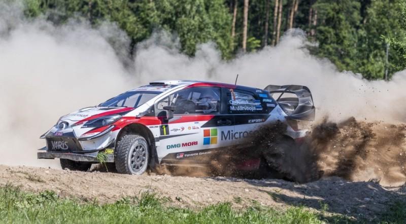 LČ rallijā turpinās ar vērienīgo ''Shell Helix Rally Estonia'', tiešraide Sportacentrs.com TV