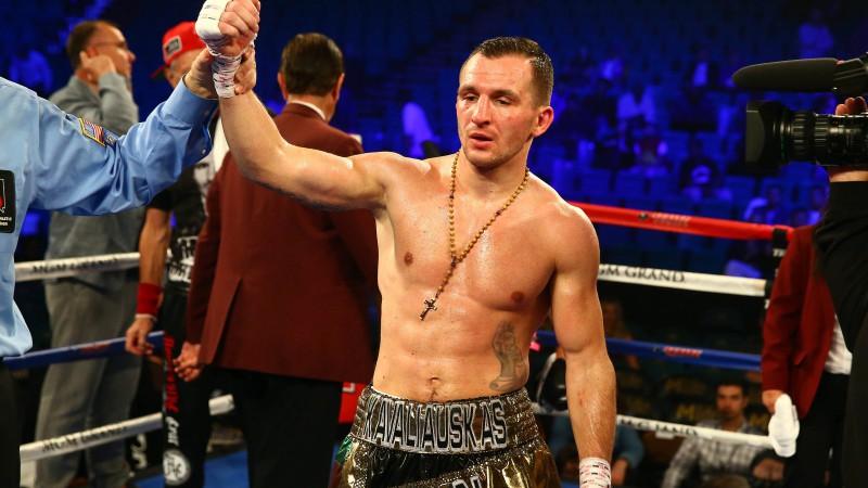 Žurnālists: Lietuvas bokseris varētu cīnīties par WBO čempiona jostu
