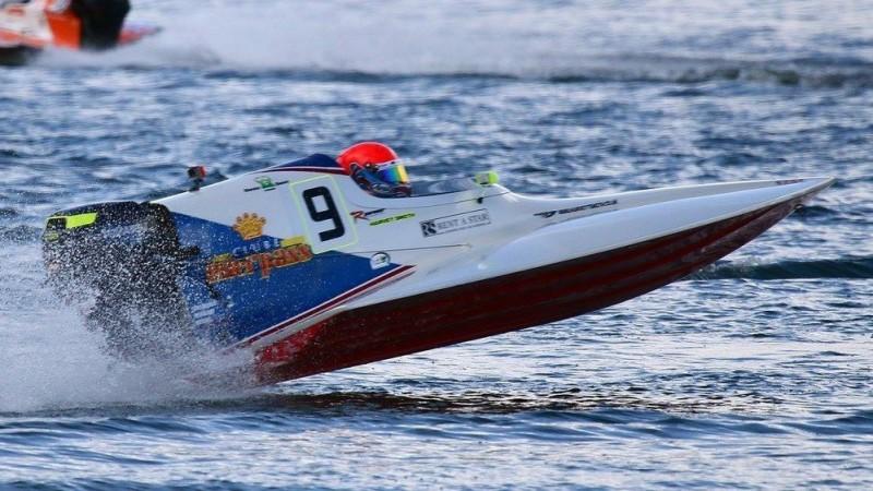 Šonedēļ Alūksnē notiks pasaules čempionāts jauniešiem ūdensmotosportā