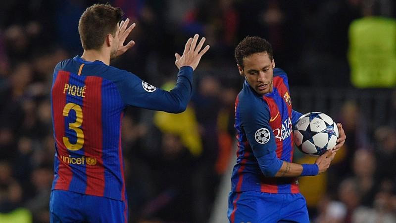 """Pikē: """"Neimāram pašam jāsāk runāt, ja viņš grib atgriezties Barselonā"""""""