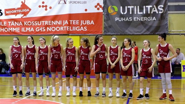 Latvijas kadetes pēdējā pārbaudē kapitulē Krievijai, Baltijas kausu noslēdzot trešajā vietā