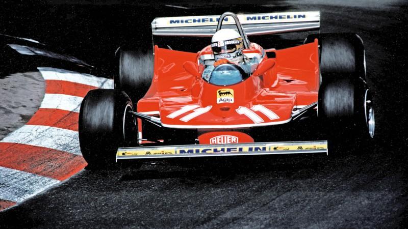 Šekters 40 gadus pēc F1 titula izcīnīšanas sēdīsies pie