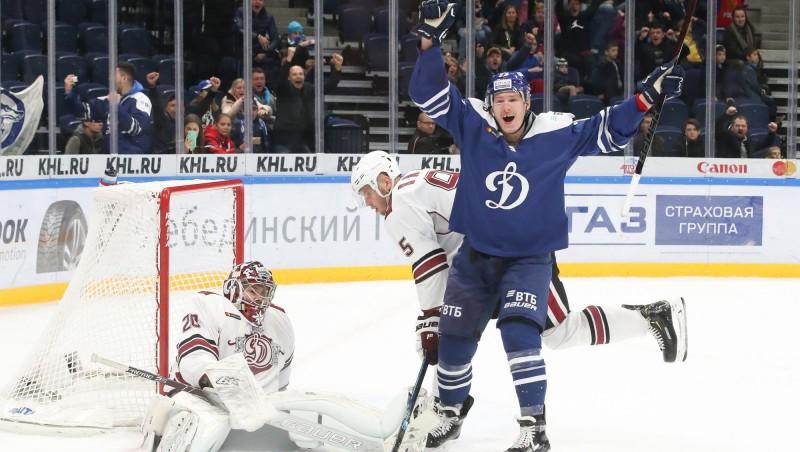 ''Dinamo'' likstas izbraukumā turpinās arī Maskavā
