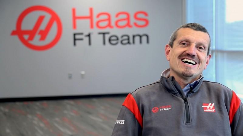 """""""Haas"""" komandai draud sods par tiesnešu kritizēšanu"""
