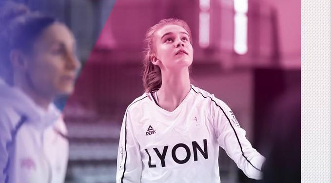 Lietuviešu brīnummeitene kļūst par jaunāko spēlētāju Francijas čempionāta vēsturē