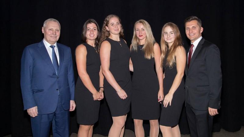 Latvijas tenisistēm grūts pārbaudījums izbraukumā pret spēcīgo ASV izlasi