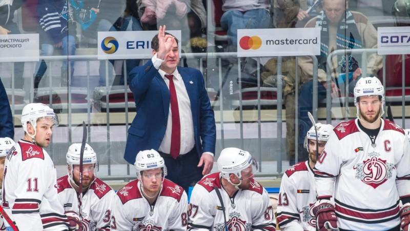 """""""Dinamo"""" ielaiž četrus bezatbildes vārtus un sezonu noslēdz ar zaudējumu"""