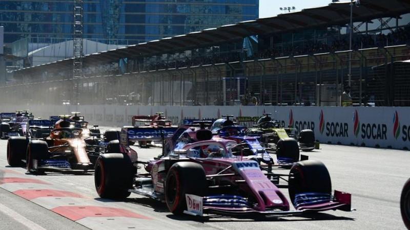 """Oficiāli atceļ jau astoto """"Formula 1"""" posmu"""