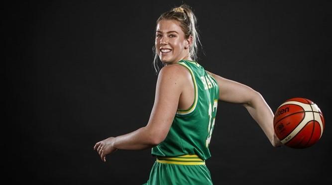 Austrālijas latviete paraksta treniņnometnes līgumu ar WNBA klubu