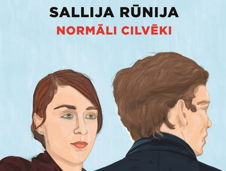 Normāli cilvēki - jaunais kulta romāns iznāk arī latviešu valodā