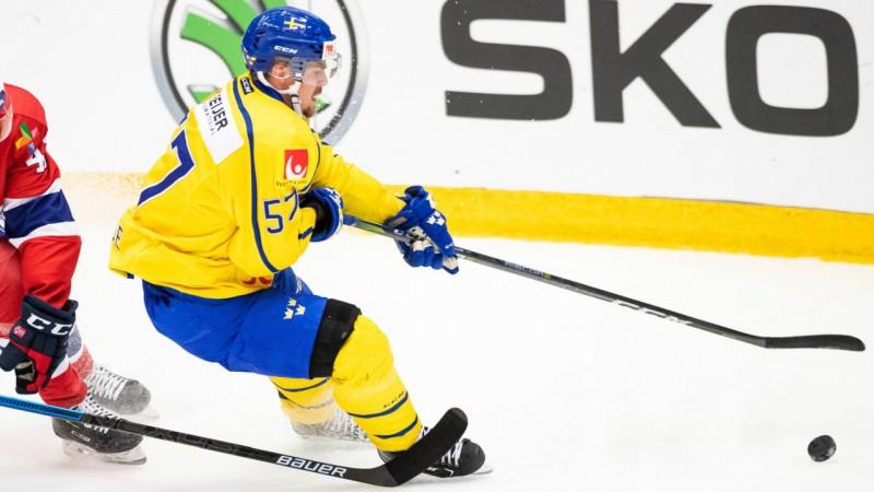 "Znaroka ""Spartak"" pievienojas sestais leģionārs - zviedru aizsargs Djuse"