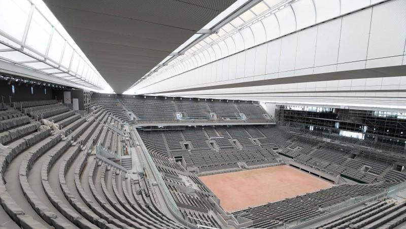 """Uz septembri pārceltais """"French Open"""" notiks ar skatītājiem"""
