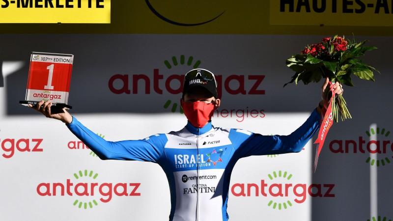 """Neilands: """"Nevēlos atcerēties """"Tour de France"""" sākumu, jo tas bija šausmīgs"""""""