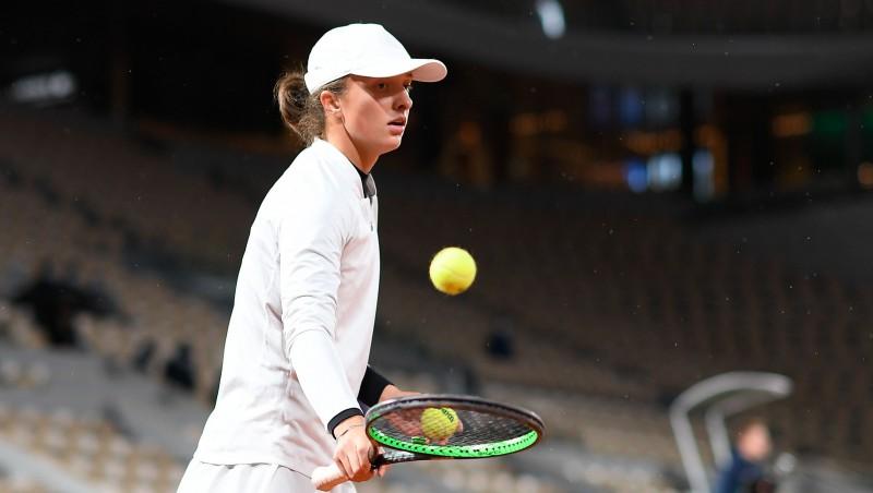 """""""French Open"""" pusfināli ar divām """"Grand Slam"""" čempionēm un divām neizsētajām spēlētājām"""