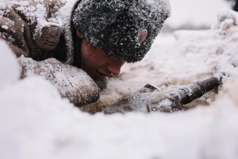 """Latvija izvirza Oskara balvas sacensībai filmu """"Dvēseļu putenis"""""""