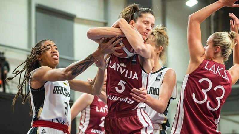 Latvijai otrajā puslaikā katastrofa soda laukumā un zaudējums Vācijai