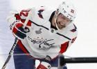 """""""Capitals"""" un NHL nesodīs Kuzņecovu par atrašanos blakus narkotikām"""