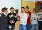 Medaļas sadalītas, MVP - Kramiņš