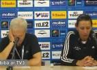 Video: Latvija - Grieķija preses konference
