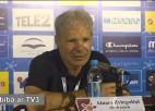 Video: Latvija - Čehija. Preses konference