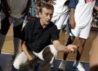 """Francijas treneris: """"Esmu vecs vīrs - man jāatpūšas un jāiedzer"""""""