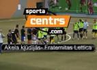 Video: Sportacentrs.com kauss: Akela kļūdījās- Fraternitas Lettica