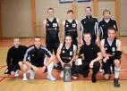 """""""Swedbank"""" basketbolisti kļūst par banku turnīra čempioniem"""