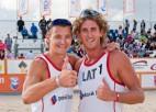 Pļaviņš kopā ar Samoilovu startēs šova turnīrā Izraēlā