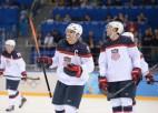 ASV pārliecinoši pieveic Čehiju un nodrošina pusfinālu pret Kanādu