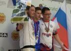 Video: Latvieši piedzīvo neveiksmes, Eiropas čempions Borisovs
