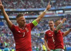 Ungāri uzvar F grupā, Portugāle trīsreiz atspēlējas un tiek 1/8 finālā