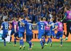 Islande izdzīvo sapni, šokē Angliju un iekļūst 1/4 finālā