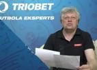 """Video: Triobet futbola eksperts: Vai Itālija apturēs """"vācu mašīnu""""?"""