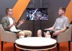 Video: Dāvis Bertāns par NBA debiju, spēlēšanu ar un pret Porziņģi, izlases mērķiem