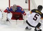 KHL nedēļas spēlētāji - četri leģionāri, tajā skaitā vācietis