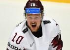 Latvijas izlases hokejisti aicina piedalīties sportiskā izaicinājumā