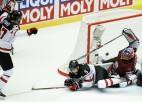 """Makdeivids: """"Latvijas izlasē visi uz ledus smagi strādāja"""""""