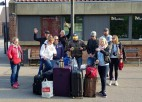 Fani ar policiju Dānijā saskārušies reti, spēles pārsvarā apmeklējuši ārzemju latvieši