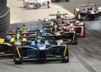 """""""Formula E"""" virtuālajās sacīkstēs varēs laimēt reālus testu braucienus"""