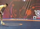 Bendiks apstājas ceturtdaļfinālā pasaules junioru čempionātā