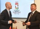 Kalvītis noliedz runas, ka varētu būt apdraudēta 2021. gada PČ norise Rīgā