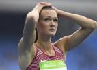 Ikauniece olimpiskajās spēlēs piedalīties nevarēs