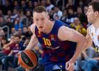 """Šmita pārstāvētā """"Barcelona"""" grasās nākamajā sezonā samazināt budžetu un spēlētāju skaitu"""