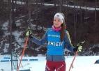 IBU kausa posma jauktajā stafetē Latviju noņem no trases jau otrajā etapā