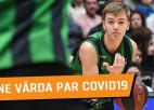 Žagars par saspēles vadītājiem, debiju Latvijas valstsvienībā un NBA draftu