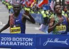 Pirmoreiz atcelts Bostonas maratons