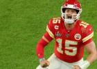 """""""Super Bowl"""" MVP Mahoumss noslēdz lielāko līgumu sporta vēsturē"""
